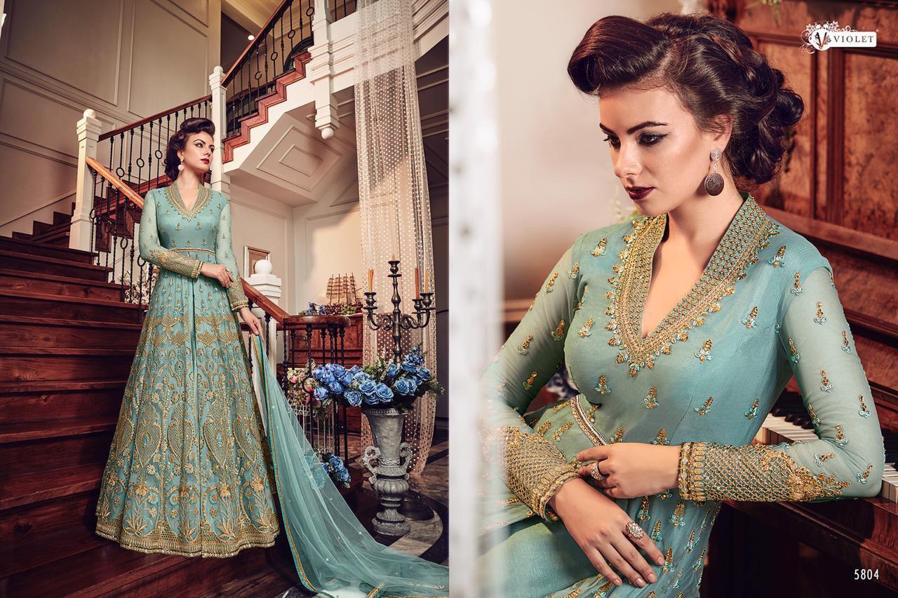 Net Embroidery Work Dupatta Online Salwar Suits