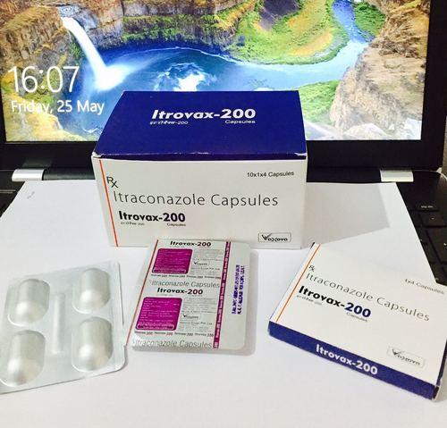 ITRACONAZOL CAPSULES