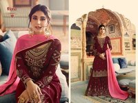 Embroidery Work Dupatta Online Salwar Suits