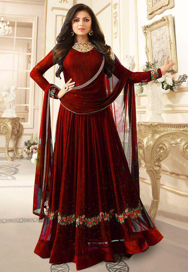 Ladies Anarkali Salwar Suit