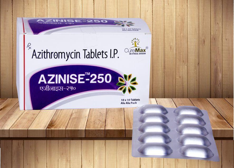 Azithromycin 250 mg & 500 mg