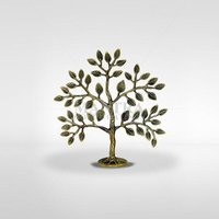 Bronze Tree of Life Decorative Items