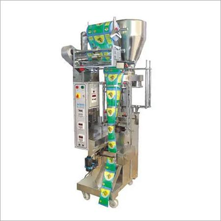 Granule Pouch Packing Machine