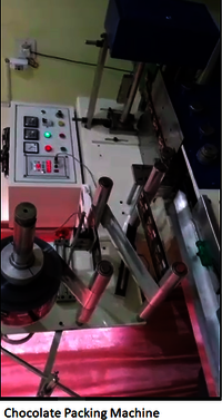 AUTOMATIC CHOCOLATE PACKING MACHINE