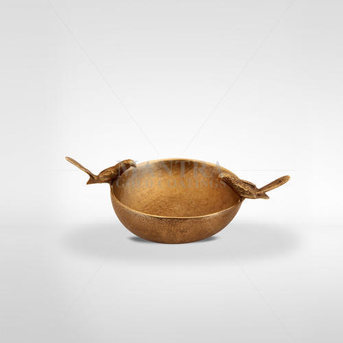Bronze Bird Bowl