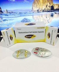 Cholecalciferol  Vitamin D3 Softgel Capsules