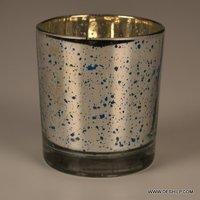 Glass T Light Candle Votive
