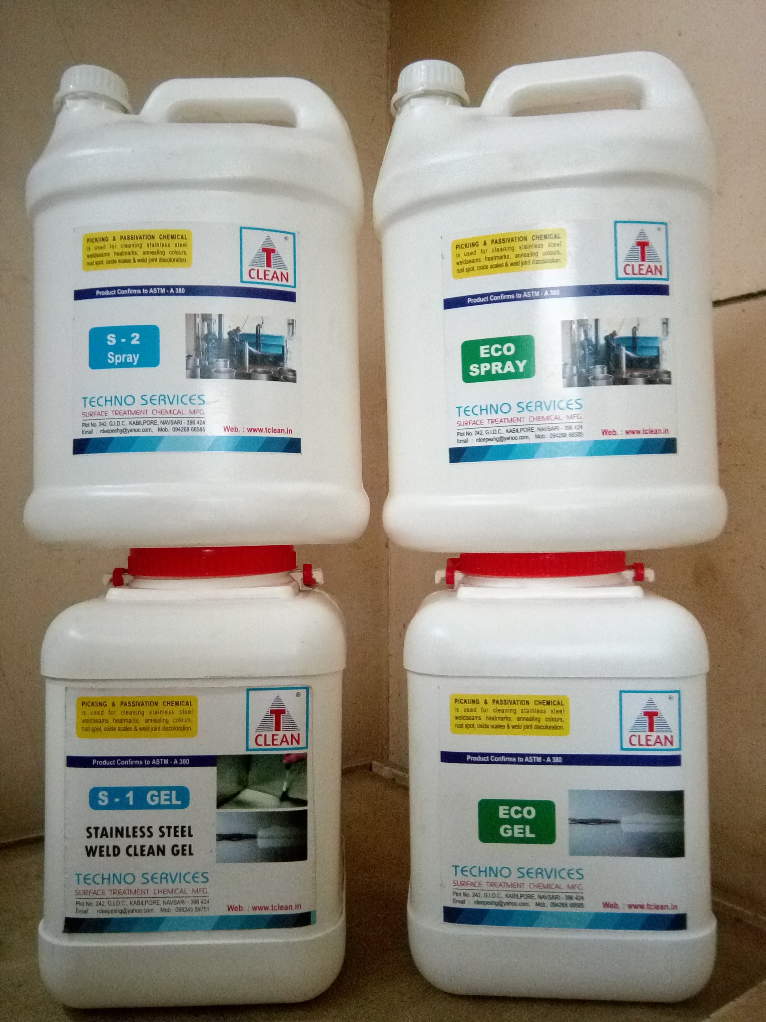 Bio Cleaning Chemicals
