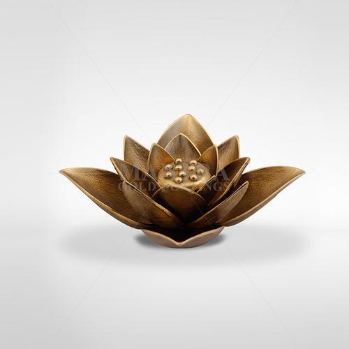Bronze Lotus Flower