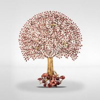 Bronze Tree Decorative Items