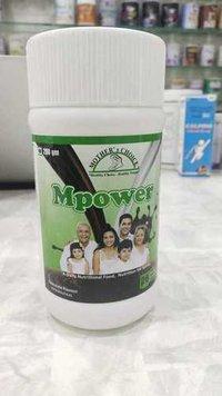 M-POWER- PROTEIN POWDER