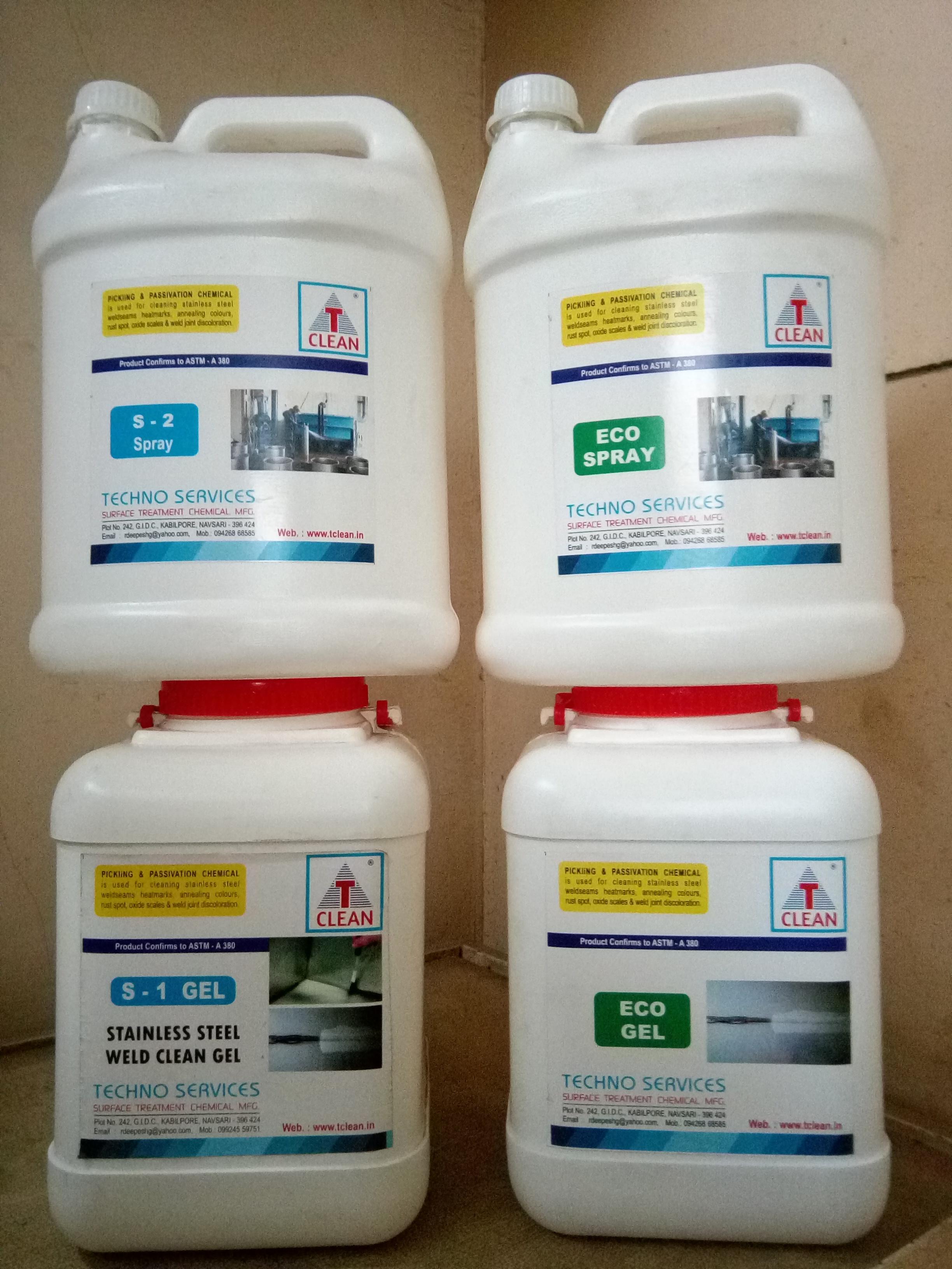 Spray Pickling Chemical