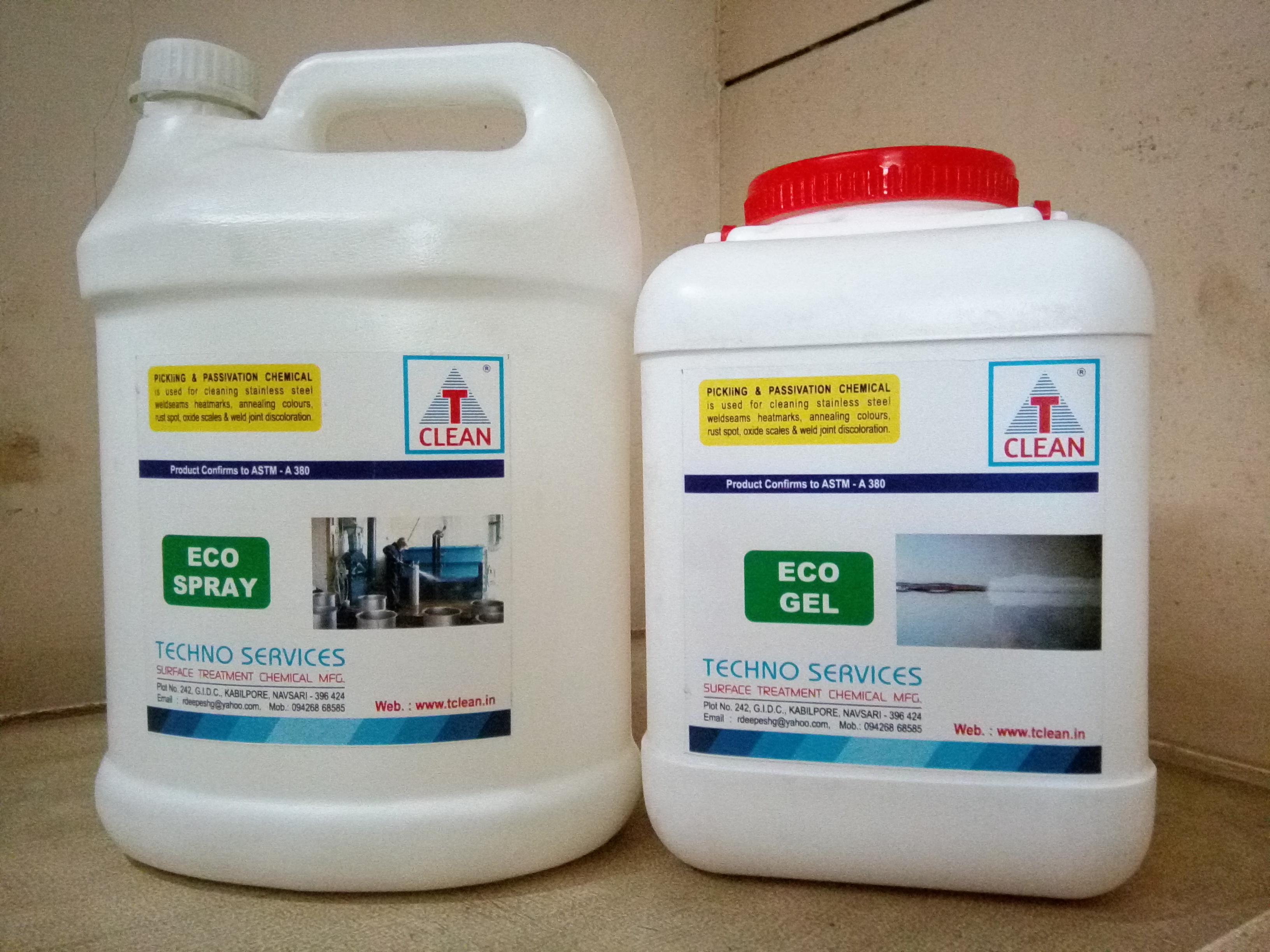 Bio Chemical product Eco Gel