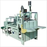 Semi Automatic Folder gluer machine