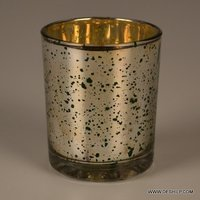 Silver Decor Home Purpose Candle Holder