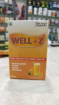 WELL Z- ENERGY DRINK