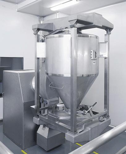 Sb-Series Hopper Exchangeable Mixer