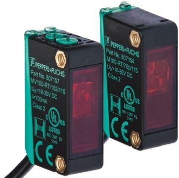 Pepperl Fuchs M100/MV100-RT/76a/103/115 Photoelectric Sensors