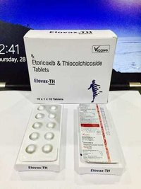 Etoricoxib  Thiocolchicoside Tablets