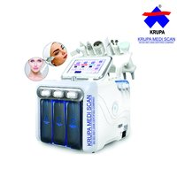 Korea H2O2 Water Bubble Aqua Peeling deep cleaning Facial Machine