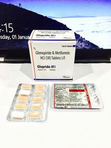 Glimepride  Metformin Tablets