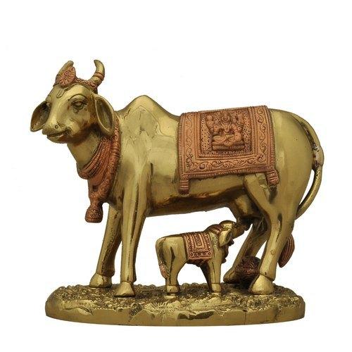 Gomatha 10.5 inch Statue