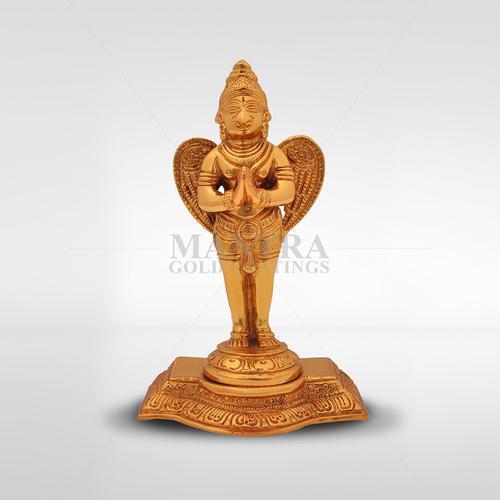 Gold Plated Garudar