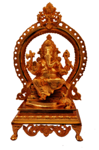 Ganesha with Arch