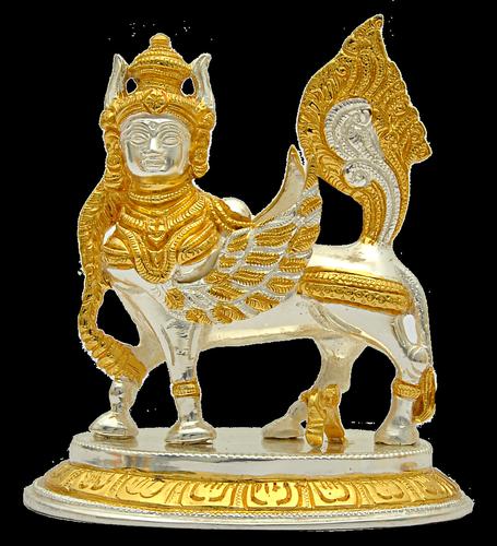Kamadhenu - 6 inch Statue
