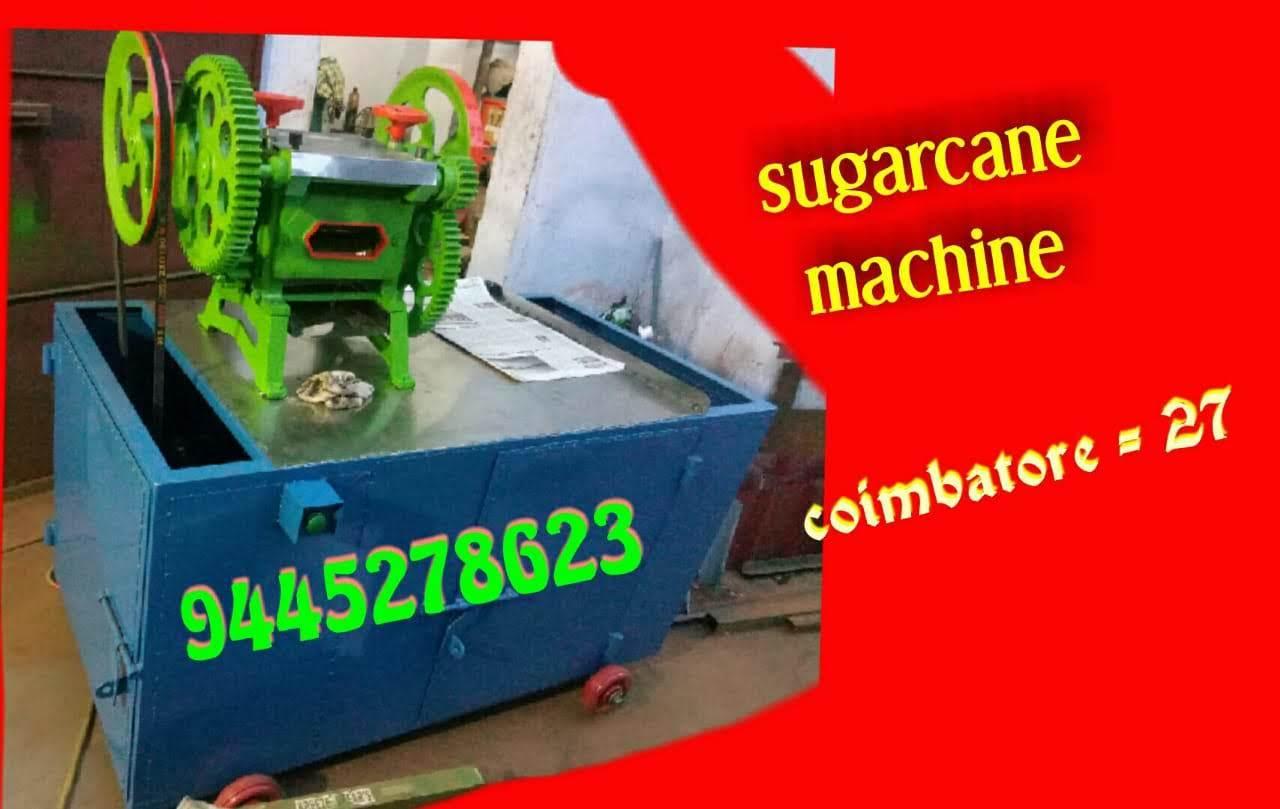 Full Set Diesel Engine Sugarcane Juicer Making Machine