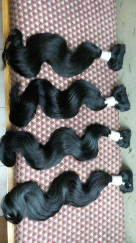 Natural Soft Wavy Hair