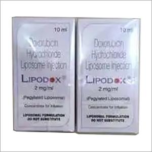 Lipodox 2 mg Injection
