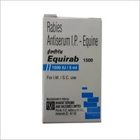 Equirab 1500 IU Injection