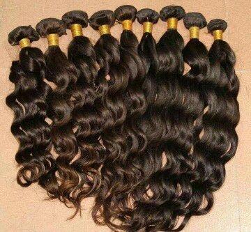 Natural Virgin Curly Human Hair