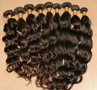 Natural Virgin Curly Human Hair