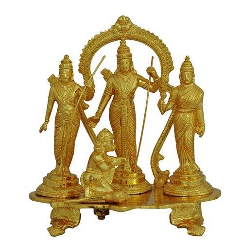 Ram Darbar 8 inch Statue