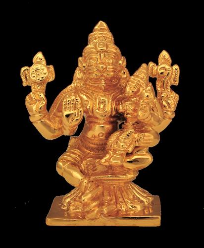 Lakshmi Narasimhar  2.5 inch Statue