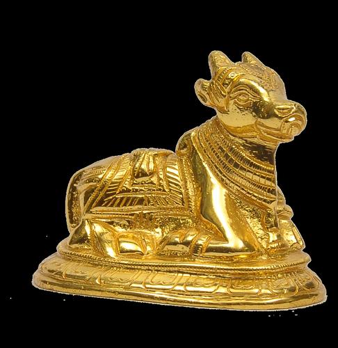 Nandi 3 inch idol