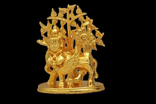 Kamadhenu 1.5 inch Statue