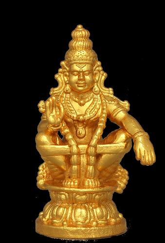 Sabarimala Ayyapan Idol
