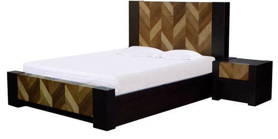 Double Bed: Style - 7