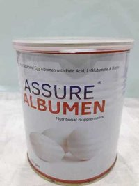 ASSURE ALBUMIN- PROTEIN POWDER