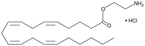 O-Arachidonoyl Ethanolamine (hydrochloride)