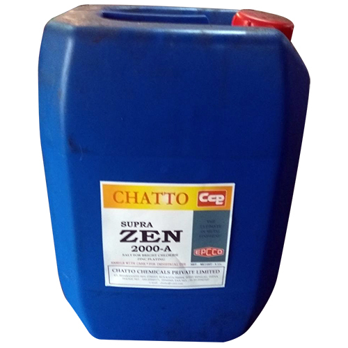 Salt Bright Zinc Plating Chemical
