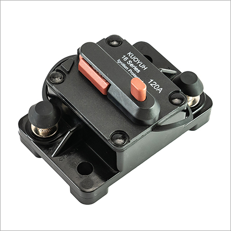 Resettable Thermal Circuit Breaker 16-8F-120-SRK