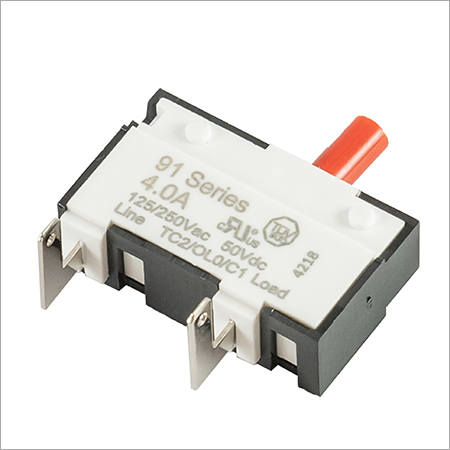 Thermal Circuit Breaker 91-BNR-4.0A-L0