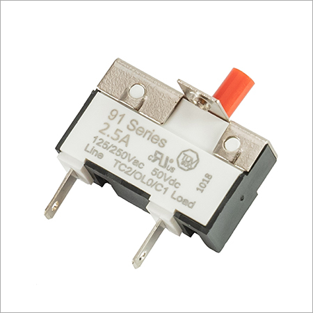 Thermal Circuit Breaker 91-Btr-2.5a-00