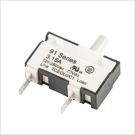 Thermal Circuit Breaker 97-ANG-3.15A-00 ((Halogen Free)