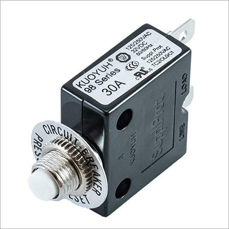 Thermal Circuit Breakers 98-30-A1W14-B0W-NB