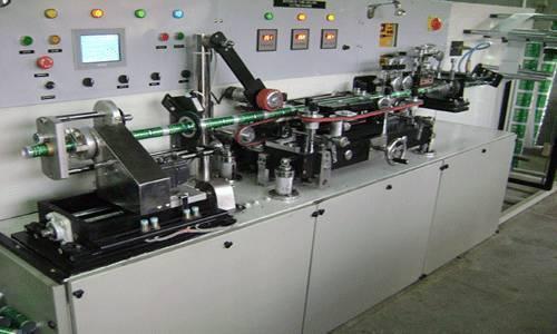 Lami-Tube Flexo Printing machine